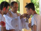 11 ENCONTRO DOS RELIGIOSOS DE VOTOS SIMPLES PROVINCIA N SRA ANUNCIAÇÃO – GUARARAPES SP (39)